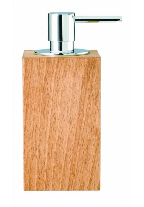 Dřevěný dávkovač na mýdlo WO SSPB SSPE
